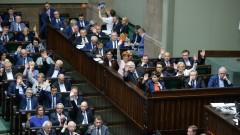 Полският парламент прокара спорния закон за реформа на Върховния съд