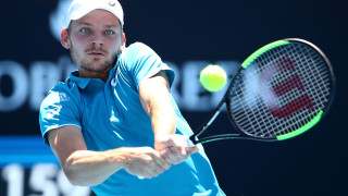 Давид Гофен се сбогува с Australian Open 2018