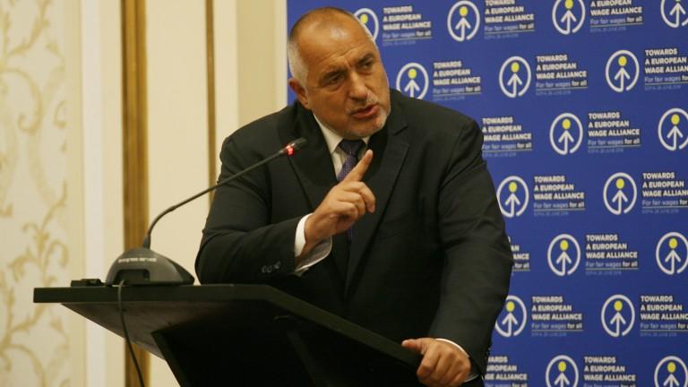 Борисов лично разпоредил да уволнят зам.-кмета на Пловдив