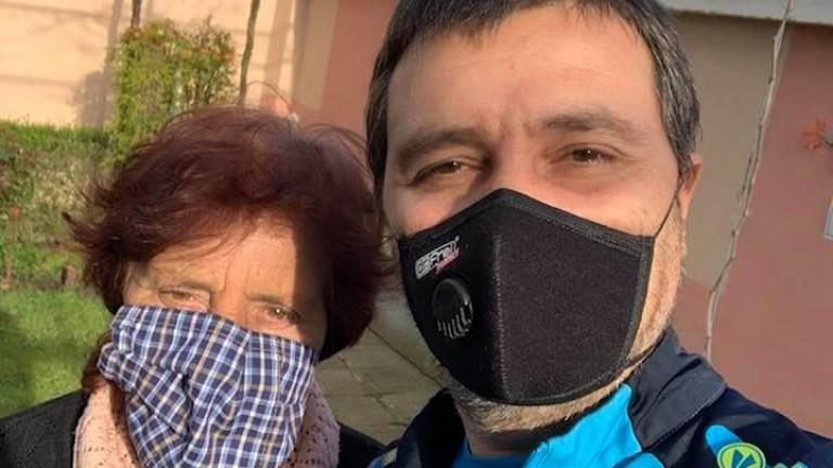 Цанко Стоичков е в болница с коронавирусна инфекция