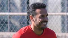 Педро вече тренира с Рома