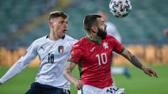 Слаб съдия лиши България от шанс за нещо повече срещу големия фаворит Италия