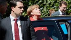 Меркел: Германия и Франция единни по основните въпроси за Европа