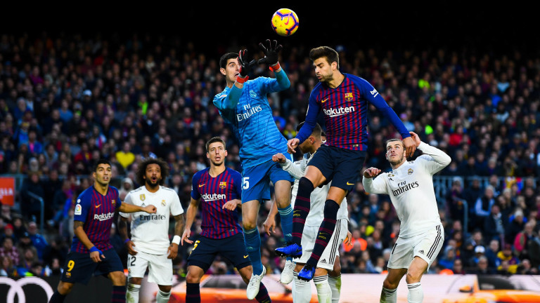 Вратарят на Реал (Мадрид) - Тибо Куртоа отрече лъжливите информации,