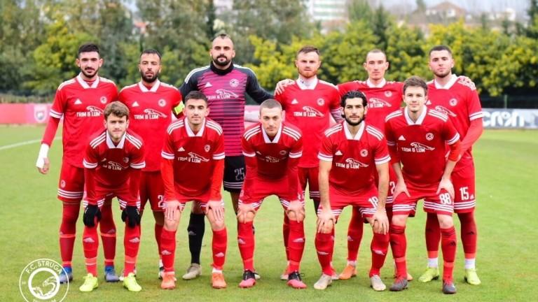 Струга е дебютант в Европа, клубът е основан през 2015 година