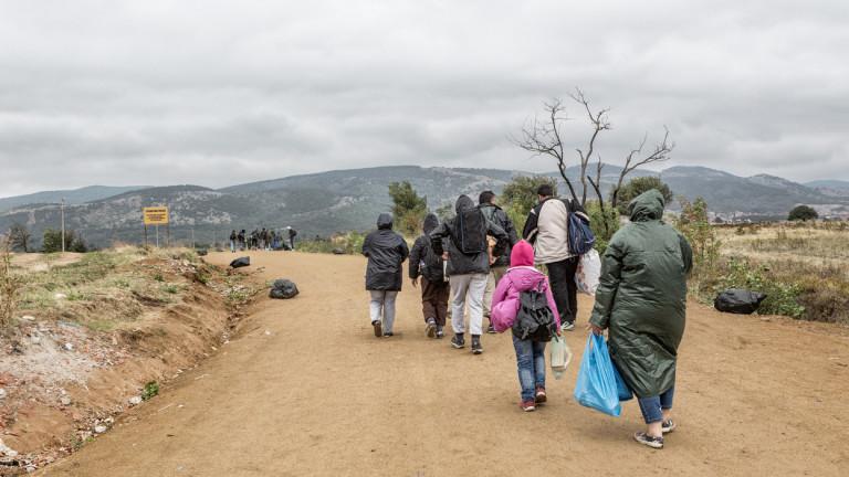 Цената на конфликтите и бедствията: Всяка секунда по 1 човек напуска дома си