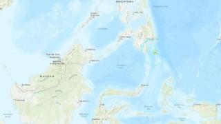 Земетресение от 6,4 удари Филипини