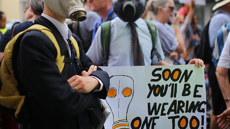 Европейците ги е страх от климатичните промени повече от тероризма, безработицата и миграцията