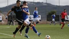 Младоците на Левски разгромиха юношеския национален отбор на Узбекистан