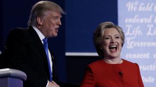 Клинтън води сред младите избиратели