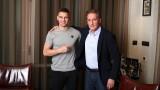 Кирил Домусчиев: Якуб Свиерчок ще има достатъчно време, за да свикне с футбола у нас