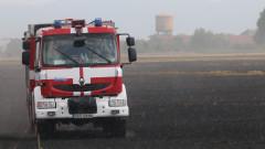 С 82 пожара в страната се борят пожарникарите