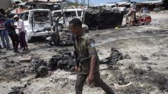 Аш Шабаб нападна база на САЩ и конвой на ЕС в Сомалия