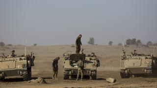 Сирия е свалила израелски дрон