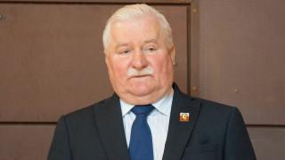 Валенса номинира Олег Сенцов за Нобелова награда за мир
