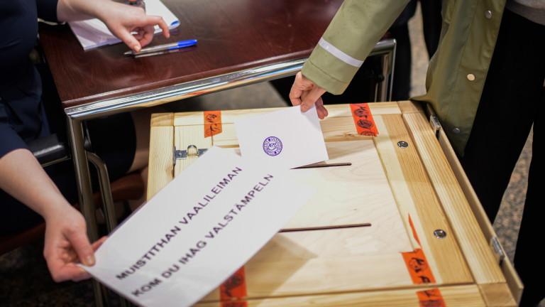 Национална коалиционна партия на Финландия печели изборите за Европейски парламент,
