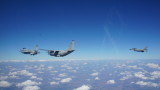 ВВС на България и Гърция тренираха заедно