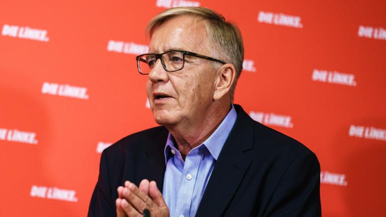 Левите в Германия канят социалдемократи и зелени за коалиция