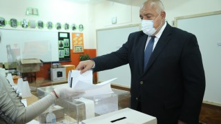 Бойко Борисов: Можеше и по-спокойни избори да имаме, не на инат