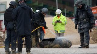 Бомба от ВСВ евакуира хора в Хонконг