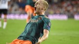 Манчестър Юнайтед финализира трансфера на Дони ван де Беек