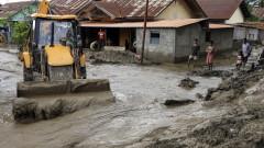 Десетки загинали и изчезнали в Индонезия и Източен Тимор при наводнения