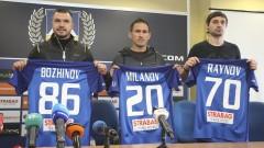 Левски с опитните бойци Валери Божинов и Живко Миланов срещу ЦСКА