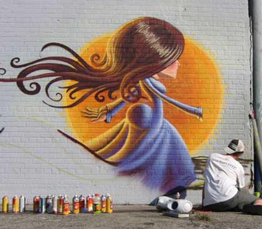 Графити фест край Царево