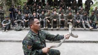 Тайланд и САЩ започнаха ежегодното военно учение Cobra Gold
