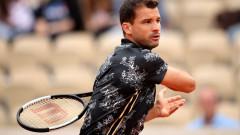Григор Димитров: Това определено беше един от най-добрите ми мачове