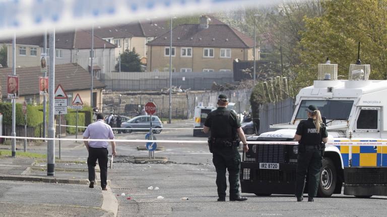 Шеста поредна нощ на безредици и насилие в Северна Ирландия