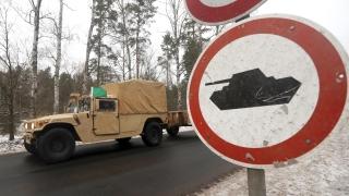 Германия праща танкове и войници към Литва