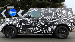 Land Rover анонсира новия Defender