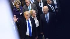 Тръмп изрази съмнение, че може и да няма мирни преговори между Израел и палестинците