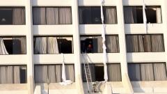 Пожар в хотел в Пакистан отне живота на най-малко 11 души