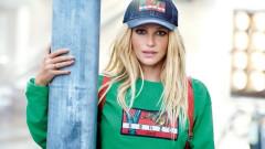 Подмладиха Бритни Спиърс в нова рекламна кампания