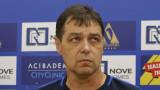Петър Хубчев: Утре ще ни водят емоциите, ще играем с по-голям риск
