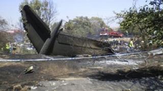 Неизправни задкрилки погубили самолета в Мадрид