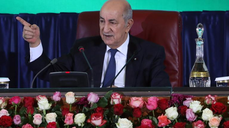 Алжир чака извинениеот Франция за колониалната окупация на северноафриканската държава,
