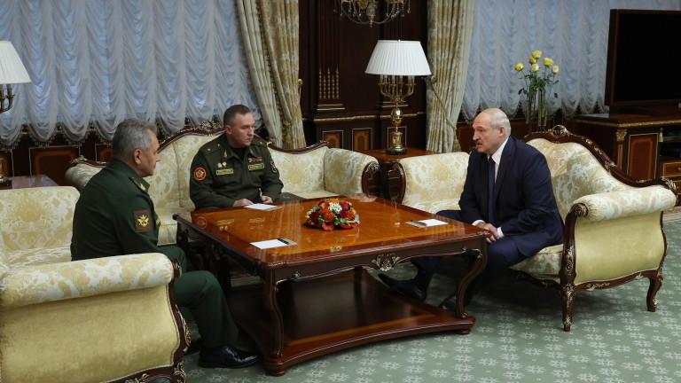 Границите на Беларус все още са отворени въпреки думите на Лукашенко