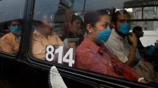 Близо 300 души са починали от свински грип в Мексико само за месец