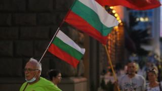 72-ра вечер на протест в София