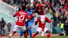 ЦСКА с най-много нулеви равенства в България