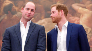 Какво си разделиха по братски Уилям и Хари