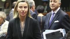 ЕС никога няма да признае анексирането на Крим