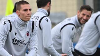 В Италия са убедени, че Антов ще дебютира за Болоня в сряда