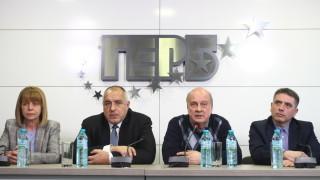Борисов: Ако искаме да сме управляваща коалиция, трябва да ходим на работа