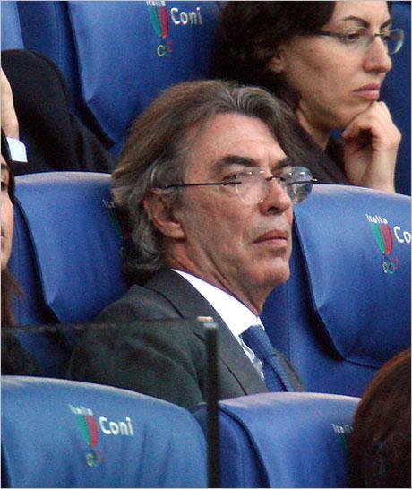 Исках Дел Пиеро в Интер, призна босът Морати