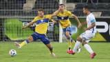 Дан Битон вкара гол, но Макаби падна от Залцбург