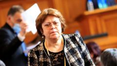 """Татяна Дончева: """"Има такъв народ"""" налагат диктат в парламента"""